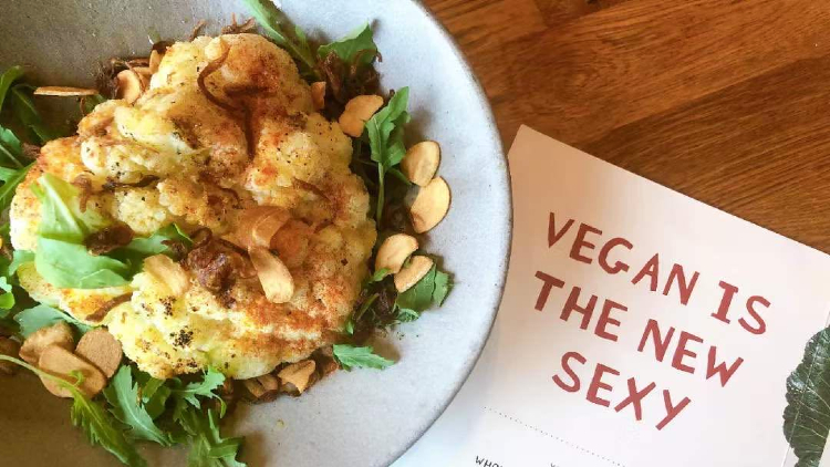 Sexy Veganuary at el Willy