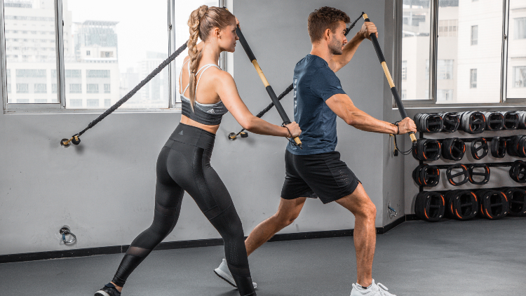 Z&B is livestreaming free workout classes all week