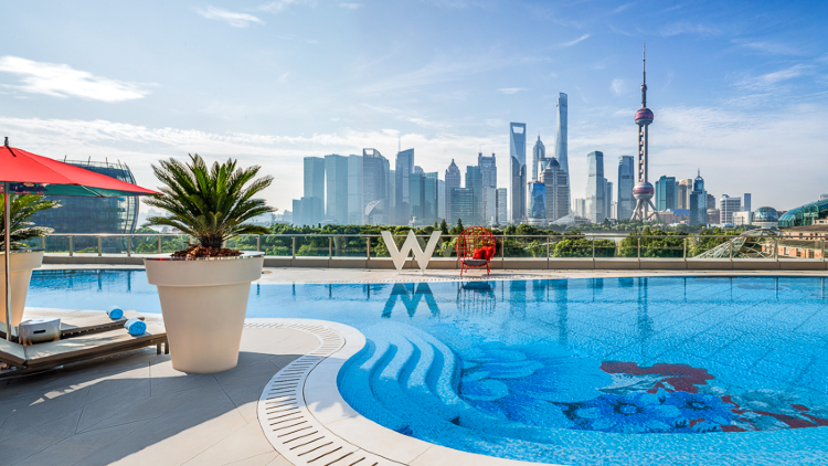 W Shanghai – The Bund