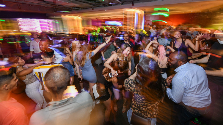 Closed: Win tickets to The Apartment's tenth anniversary neon party