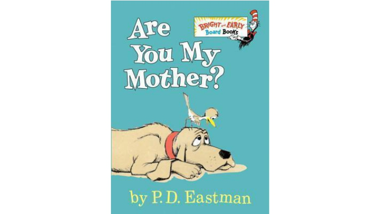Are You My Mother? by PD Eastman