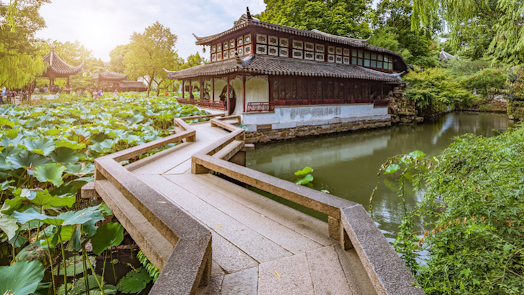 Here's a chance for a free weekend getaway to Suzhou in November