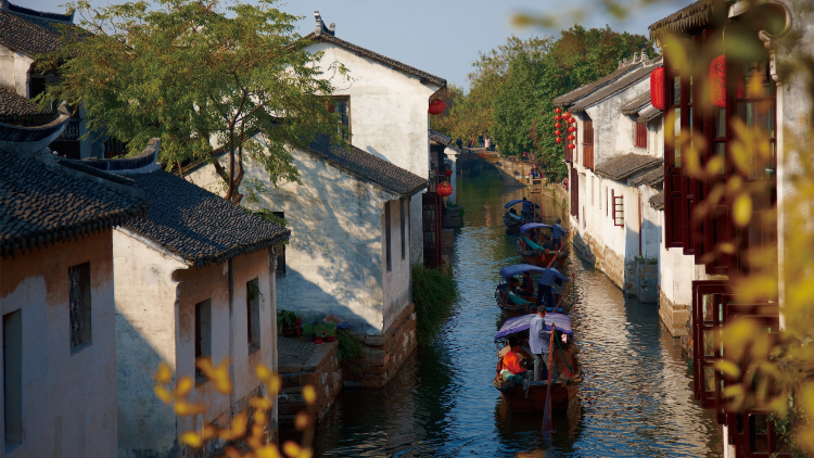 Discover a side of Suzhou you never knew
