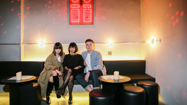 Interview: Alter. on their new space X Bar and future plans