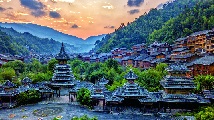 Escape Shanghai: Explore natural and architectural wonders in the ancient village of Zhaoxing