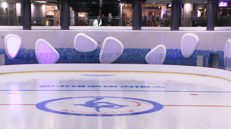 Practice your figure eights at some of Shanghai's top indoor ice-skating rinks
