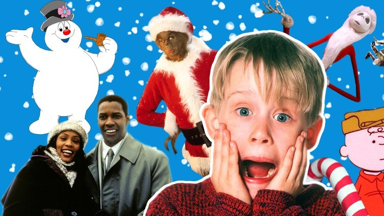Binge-watch all your favourite festive films at The Rooster