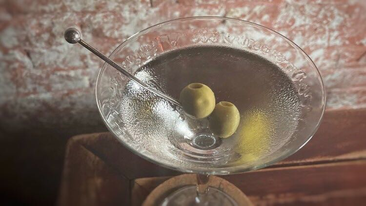 The best martinis in Shanghai