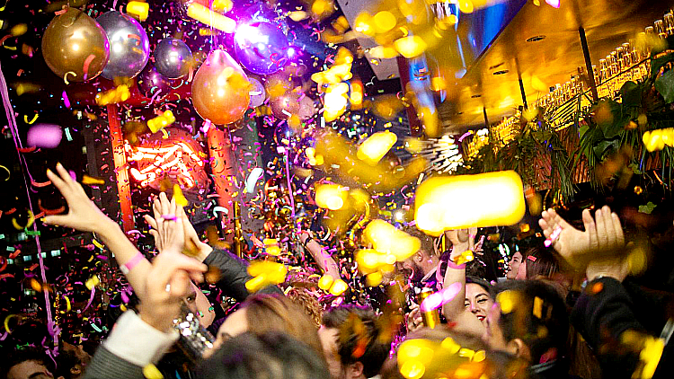 Shanghai's best New Year's Eve parties