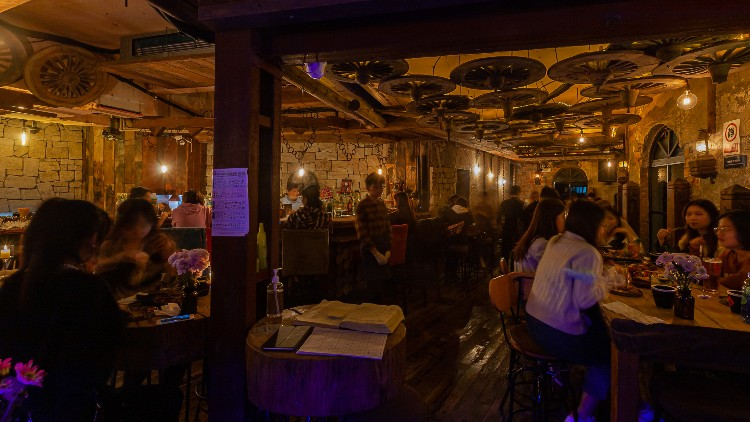 Shanghai's most cosy bars