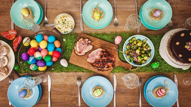 13 excellent Easter brunches in Shanghai