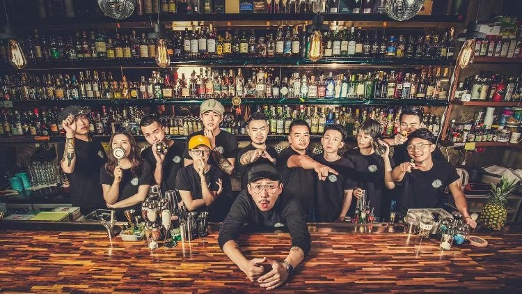 Cocktail bar EPIC wins Asia's 50 Best Bars One To Watch Award