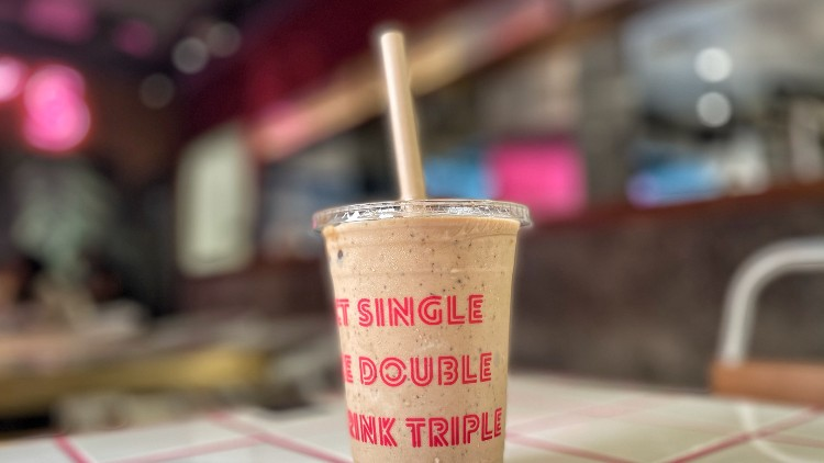The best milkshakes in Shanghai