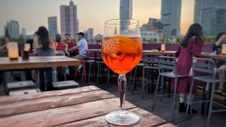 The best spritzes in Shanghai