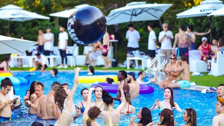 Win a pair of tickets to next weekend's Kohala Pool Party