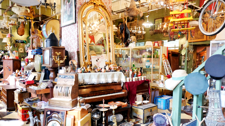 Shanghai's best vintage and secondhand markets