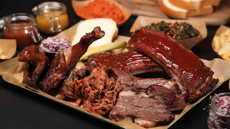 The best barbecue in Shanghai
