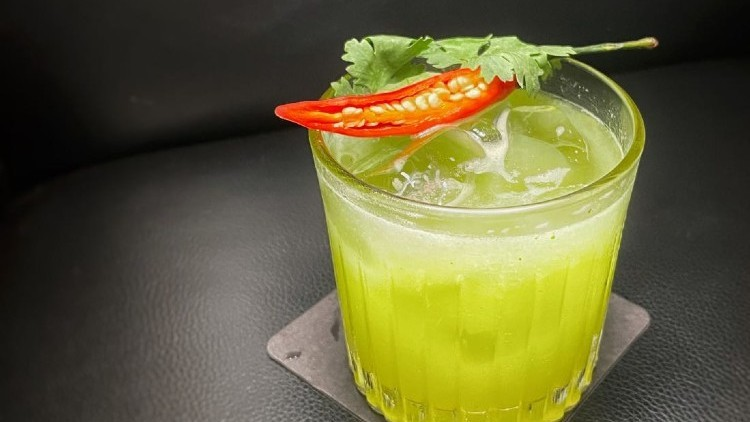 The best spicy cocktails in Shanghai