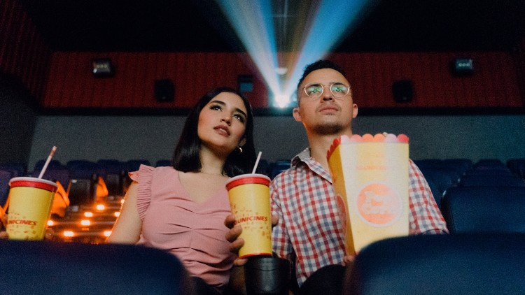 The 'movie' date