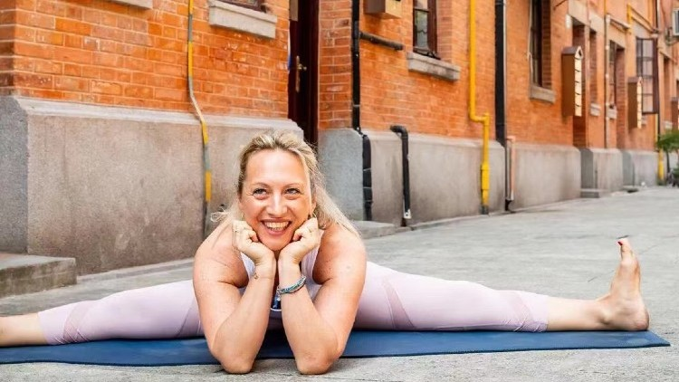 Doing Good's Marie Bizet on holistic wellness, stress and more